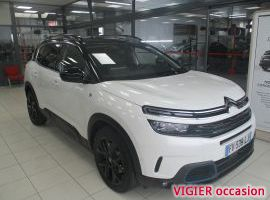 CITROEN C5 AIRCROSS HYBRID 225 CV EAT8 SHINE PACK